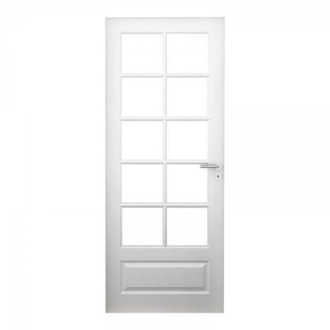 INNERGLASDÖRR LONDON 9X21 - Innerdörrar - Dörrar & Fönster - Byggvaror