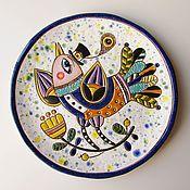 """Магазин мастера """"Цветные сны""""   Ирины Паньковской: сервизы, чайные пары, тарелки, вазы, декоративная посуда, элементы интерьера"""