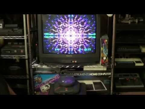 ATARI JAGUAR CD UNBOXING AND GAMEPLAY TEST