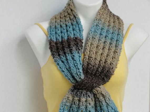 Lace Keyhole Scarf Knitting Pattern : 59 best ideas about Knit Scarves on Pinterest Neck scarves, Knit patterns a...