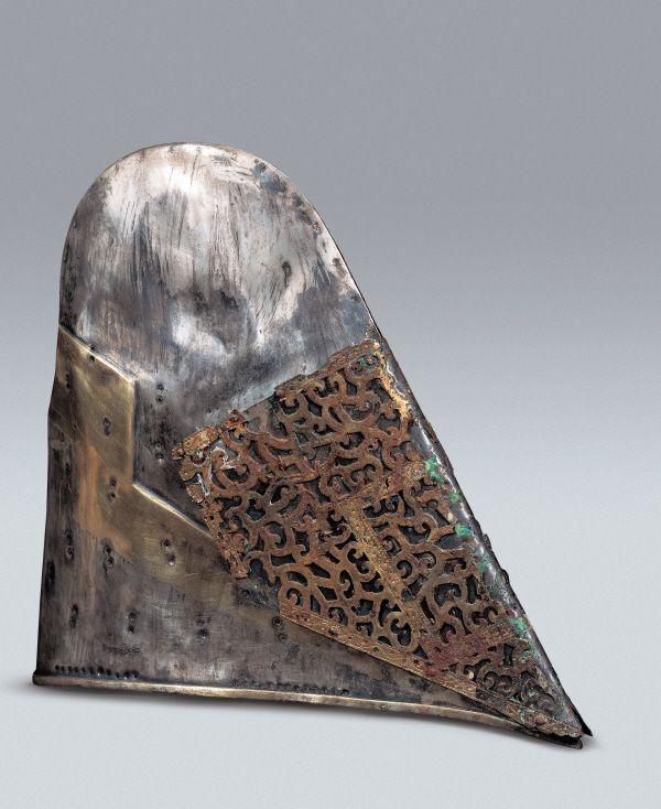 [Antiquity-Three Kingdoms Period(Silla)] Silver Crown