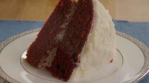 Red Velvet Cake- a must try