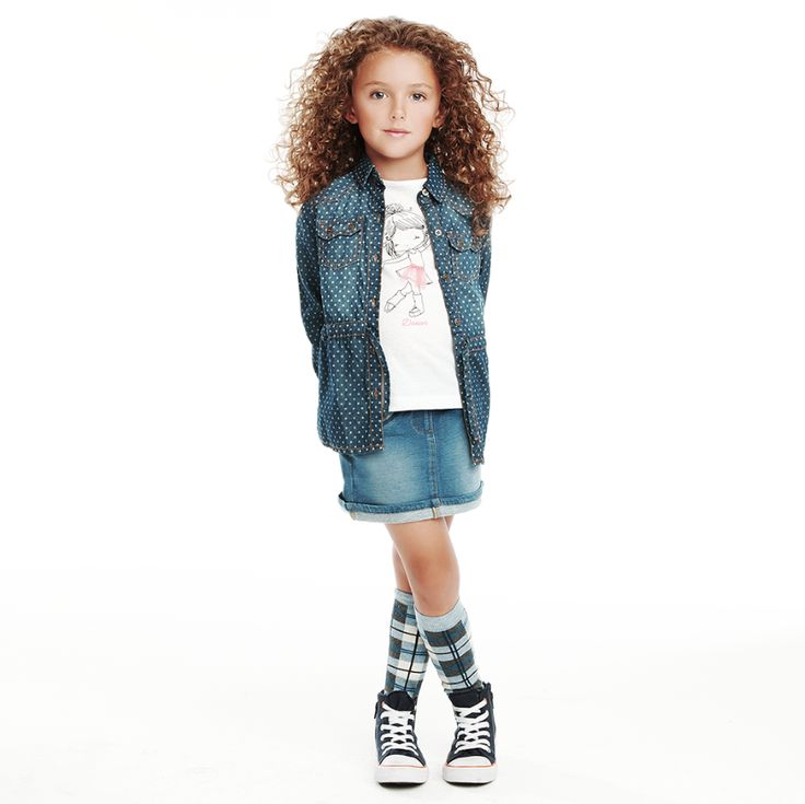 OVS Kids Denim  Trendy look for little Stars