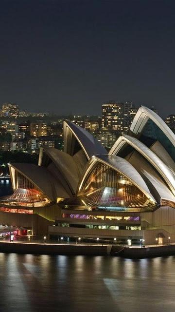 Sydney Opera House, Sydney, Australia.