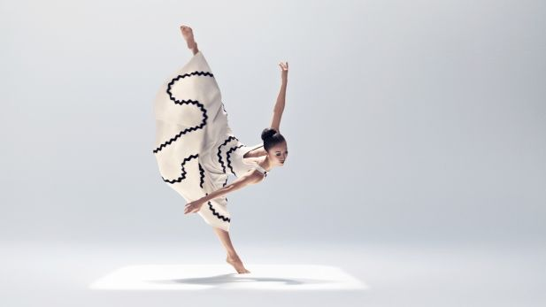 Martha Graham Dance Company - Shape and Design at the Joyce in New York