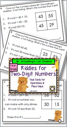 Counting Number worksheets : subtraction with regrouping riddle ...