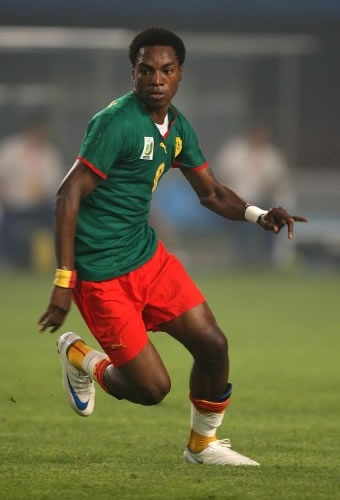 SONGO'O, Franck   Midfield   Portland Timbers (USA)   no twitter   Click on photo to view skills