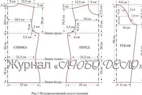 простые выкройки одежды с рукавами для женщин: 26 тис. зображень знайдено в Яндекс.Зображеннях