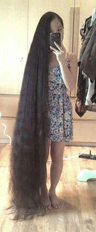 Pin De Bill Douglas En Long Hair Ankles And Longer 2