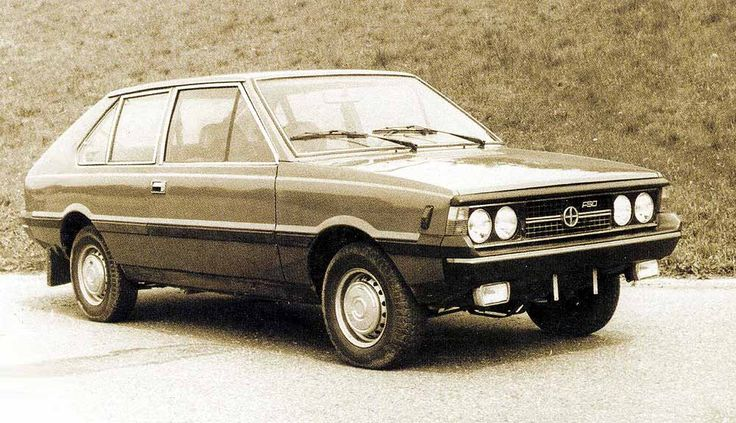 polonez '81 3-door version