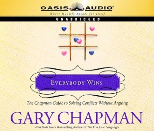 Everybody Wins By Dr. Gary Chapman CD