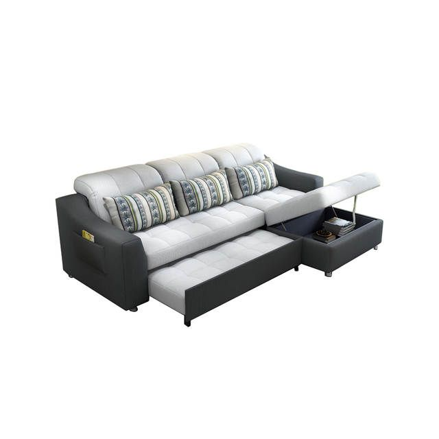 Online Shop Fabric Sofa Bed With Storage Living Room Furniture Couch Living Room Cloth Sofa Be In 2020 Couch Furniture Living Room Furniture Sofas Couches Living Room