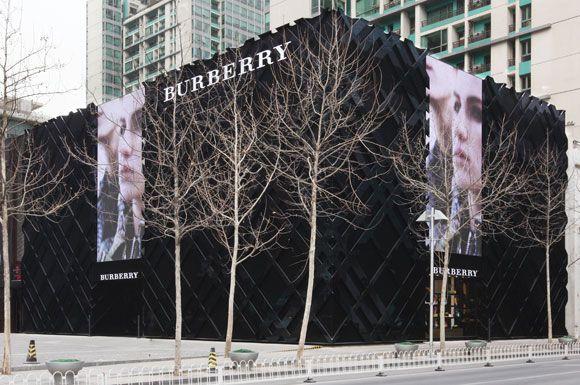 Burberry Facia