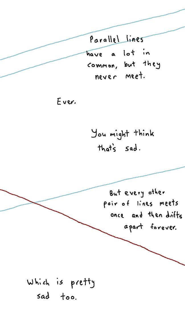 hehe...math and love