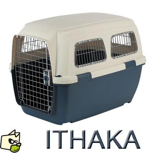 Cage de transport automobile avion MARCHIORO ITHAKA pour chien
