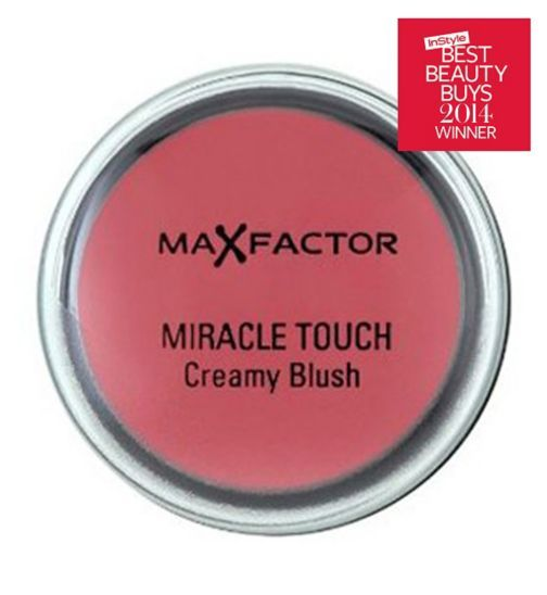 Max Factor Miracle Touch Creamy Blusher | Boots - £7/$11