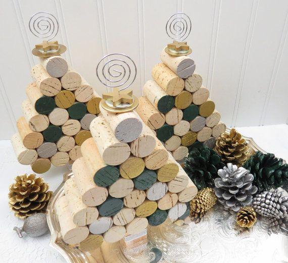 Pingotine #2: Le sapin bouchons de Noël de vin