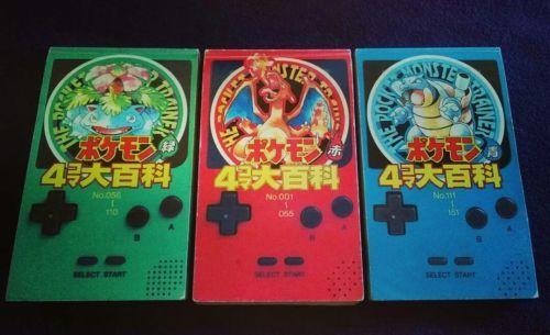 #pokemon VERY RARE! Vintage Pokemon Comic Book Set VENUSAUR CHARIZARD BLASTOISE please retweet