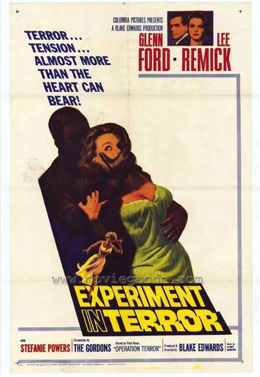 Experiment in terror (1962) [ONLINE][ESPAÑOL][DOWNLOAD][TORRENT]