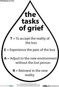 TEAR Model Of Grief