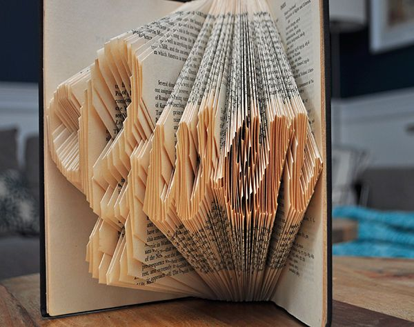 9 best images about christmas crafts on pinterest copper - Como hacer una libreria ...
