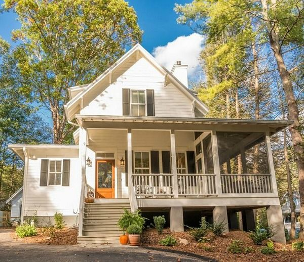 1000 images about cottage sugarberry on pinterest for Carolina cottage house plans
