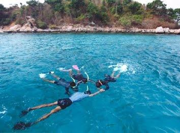 Koh Larn (Coral Island) Pattaya, Thailand