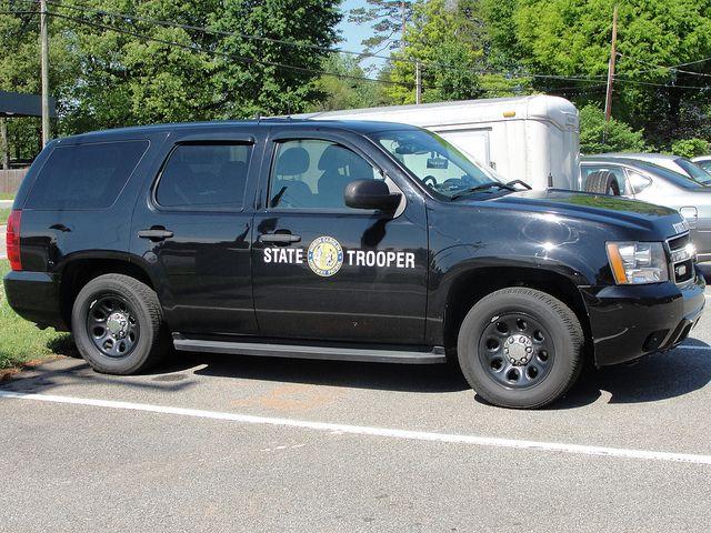 North Carolina State Troopers