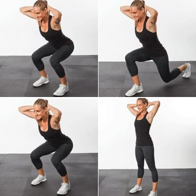 Intense leg workout health-and-fitiness