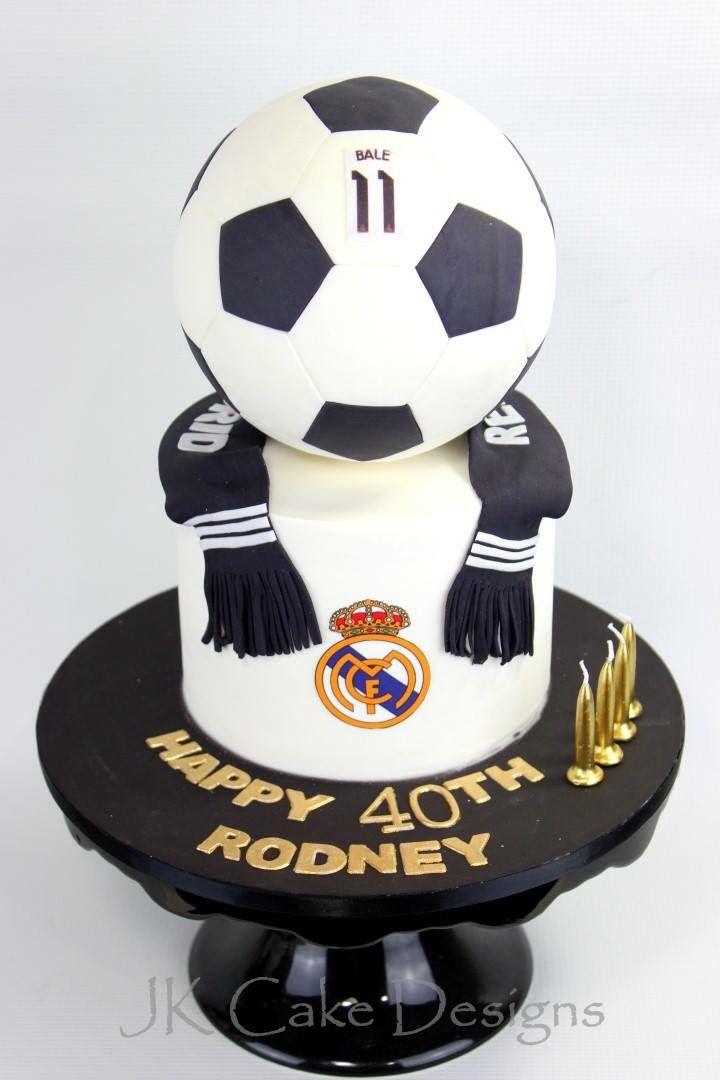 Soccer birthday cake                                                                                                                                                                                 More