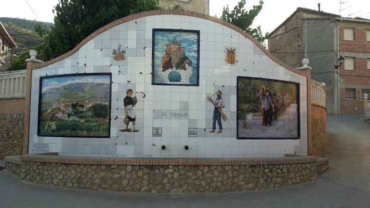 Casas Altas - El Tornajo