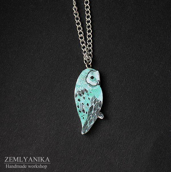ZEMLYANIKA - Бижутерия ручной работы