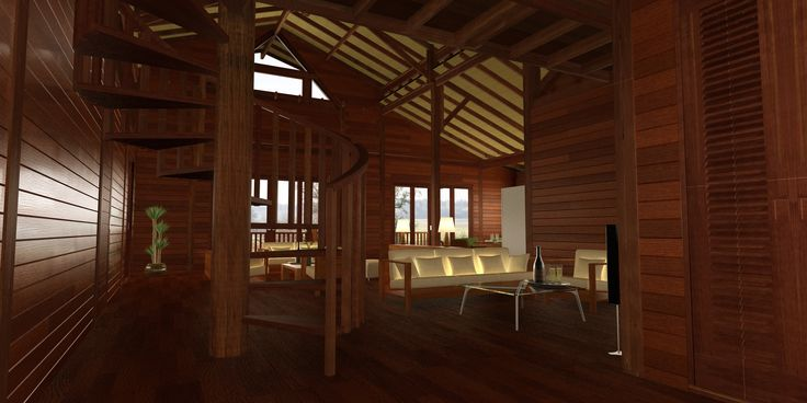 Kona Floor Plans: Teak Bali both designs and fabricates custom Wood Homes. Even though we can take your existing designs to our structural Hardwood Building protocols, we actually prefer to design from scratch so we can be in on your Custom House project from the ground floor.