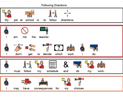 Follow Directions In School 1000+ images ab...