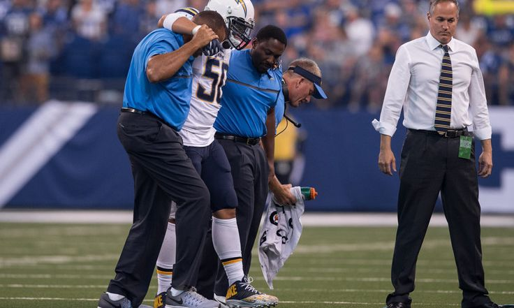 Chargers LB Manti Te'o out for season with torn Achilles = The San Diego Chargers have certainly drawn the short-end of the stick when it comes to injuries in 2016. The latest one is linebacker Manti Te'o, as he suffered a torn ACL this past Sunday and will now miss the season.  Te'o's injury happened.....