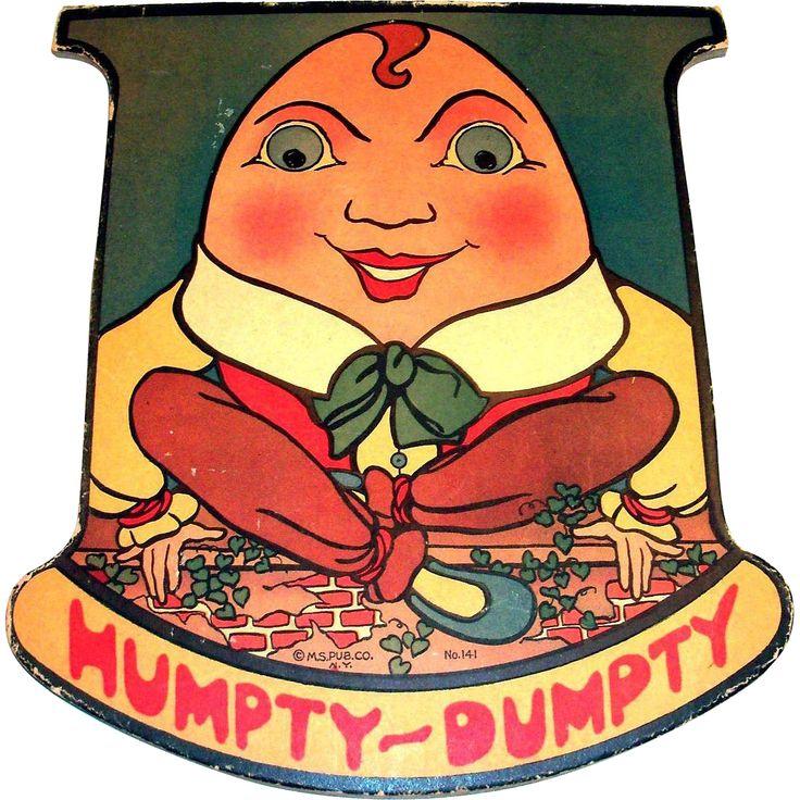 The 90 best Humpty dumpty images on Pinterest | Humpty dumpty, Baby ...