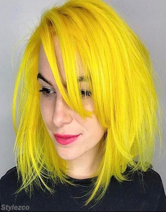 картинки с желтыми волосами