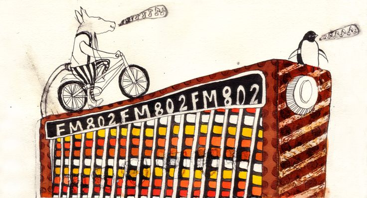 radio cycling