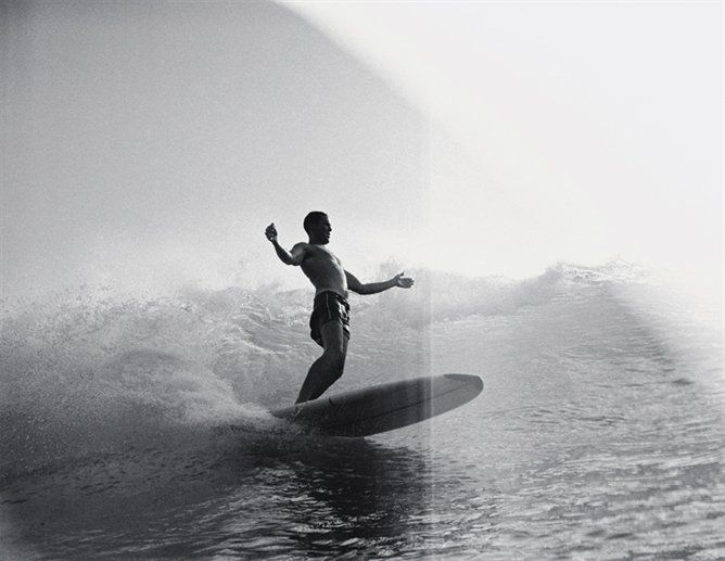 Photographer Ron Church: 60s surf culture