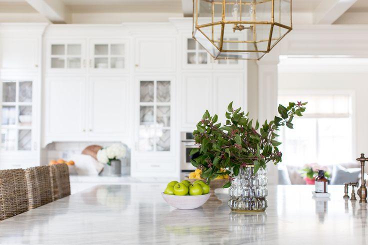 white-marble-kitchen-farm-house - 2
