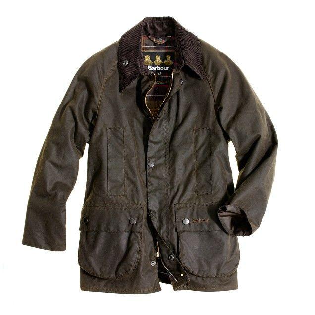 Kids' Barbour® Beaufort jacket