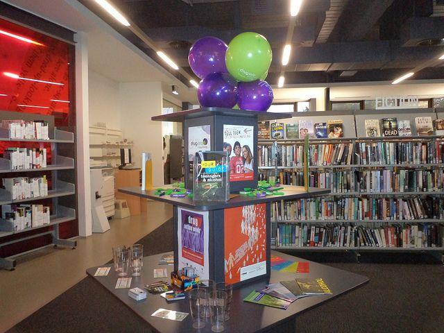 Ashfield Library - Drug Action Week