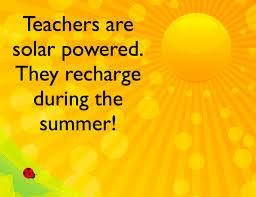 Teachers are ...