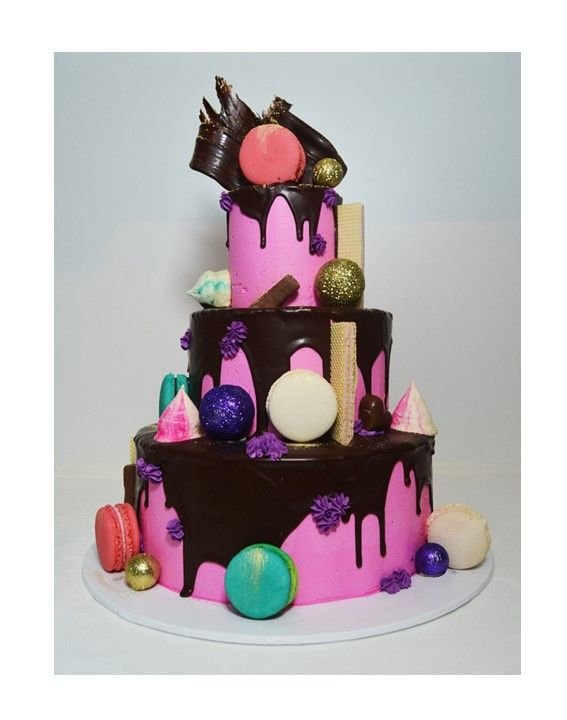 3 tiered sweet tooth