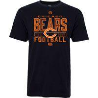 Chicago Bears Stunt T-Shirt: The Stunt Tee by Old Time Football features: - 100% cotton -… #IceHockeyStore #IceHockeyShop #IceHockeyJerseys