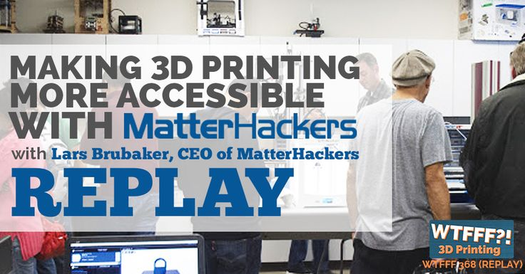 3D printing at any skill level with MatterHackers