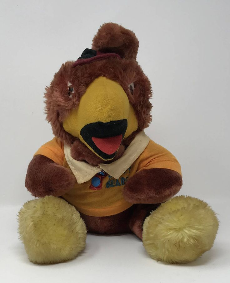 Excited to share the latest addition to my #etsy shop: Vintage USC Bear Cocky Mascot Vintage Preppy Bears U of South Carolina Collectible USC College Collectible #vintage #collectibles #usccocky #vintageuscmascot #southcarolina #usccollectible #shootthepigeons #roostermascot #vintagemascot