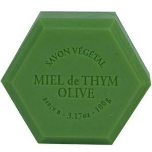 Francuskie mydełko z miodem i oliwą z oliwek