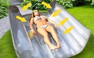 Tanning Bed Float - EveryMomNeeds