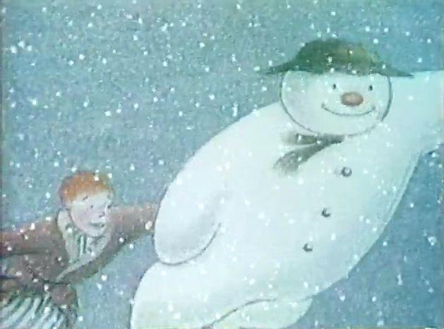 The Snowman - inspirasjon til skriving i flere fag